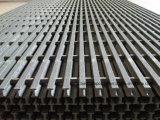 Reja de FRP Pultruded/material de construcción/fibra de vidrio moldeados Grating/FRP