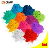 Le revêtement en poudre de polyester de couleur standard Tgic Revêtement poudre libre