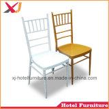 Cadeira de alumínio de Chiavari do banquete da boa qualidade para a mobília/hotel/Salão/restaurante da sala de jantar
