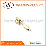 Accessori della borsa, fornitore del tenditore del panno, tenditore della chiusura lampo del metallo