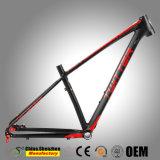 El mejor de 2018 de aleación de aluminio AL7050 Bicicleta de Montaña MTB Frame