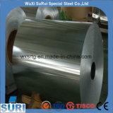 Tisco 316L 316ti 316n bobina de aço inoxidável Preço por kg com qualidade privilegiada