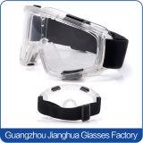 Les plus défuntes lunettes de sûreté incassables En166f, lunetterie claire bon marché de sûreté de lentille