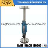 Mètre métallique de flux d'air de tube de débit faible