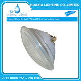 24W 12volt Glass RGB Color Changing PAR56 LED Swimming pool Underwater Light for Swimming pool