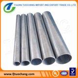 Prezzo galvanizzato del tubo d'acciaio del materiale da costruzione