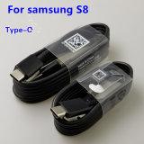 Cables de carga de datos USB para Samsung Galaxy S8/S8plus
