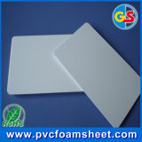 Panneau de mousse de PVC de promotion annonçant la feuille de PVC