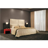 Modernes Schlafzimmer-Möbel-Bett für Geschäfts-Kategorien-Hotelzimmer