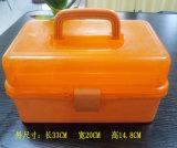 Caso cosmético da alta qualidade quente da venda/caixa de armazenamento plástica (Hsyy3103)