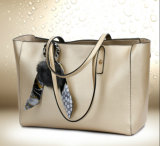 Fashion Handbag Women Tote Ol 2PCSハンドバッグの女性作業袋(WDL0978)