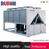 100rt vis refroidi par air refroidisseur pour différentes unités de production du fabricant pharmaceutique et chimique