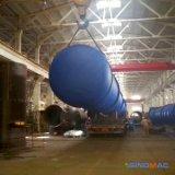 El diámetro de 2,85 m de la Calefacción de vapor AAC Autoclave de ladrillos con un alto rendimiento