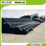 tubulação do HDPE do grande diâmetro do fabricante Pn5-20/SDR9-33 de 20-1200mm