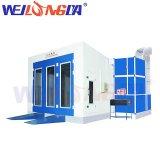 Fornecedor de Rússia da cabine da pintura de pulverizador da lâmpada infravermelha do OEM Wld8200