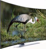 Neuer Entwurf LCD kurvte Bildschirm LED Fernsehapparat-neuen 55-Inch gebogenen Fernsehapparat 4K