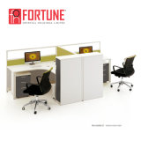 OEMによってカスタマイズされる現代家具の区分のタイプオフィスワークステーション(FOH-SS42-2828-A)