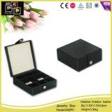 L'anneau noir Earring Necklace boîte à bijoux (5480)