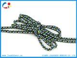 Подгонянный шнур Drawstring полиэфира конструкции круглый для шнурка ботинок