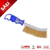 China-Fabrik-Preis-Edelstahl-Plastikgriff-Messer-Drahtbürste