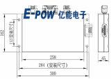 E-Kriegsgefangen, Rt03 Serie, Lithium-Batterie-ReserveStromnetz (BMS) für Schienen-Durchfahrt/Portmaschinerie