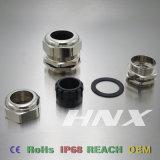 Ghiandola di cavo d'ottone personalizzata serie del magnesio di Hnx IP68 Pg63