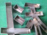 曲がることおよび細長い穴がつくことを形作るための卸し売り鋼鉄経路識別文字曲がる機械