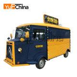 [هيغقوليتي] جديدة تصميم حافلة طعام سيارة مع [لوو بريس]