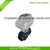 플라스틱 벨브 PVC 전기 공 벨브