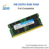 Niedrige Dichte 8GB DDR4 SODIMM RAM Preis