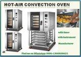Horno de aire caliente conveniente de la convección del anuncio publicitario de la alta calidad con el instrumento