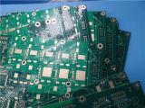 50オーム/100オームのインピーダンス制御を用いるPCBの高温