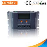 регулятор обязанности 20A/30A/40A LCD PWM солнечный с USB
