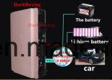 banco da potência da iluminação do diodo emissor de luz da bateria 80000mAh com o carregador Emergency da tevê do portátil DVD DV