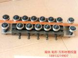 Плоский медный металл выправляя машину с 22 роликами Jzq44/22