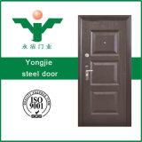 2017 Nuevos modelos de la puerta de seguridad de acero