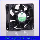 ventilador elétrico da C.C. de 92*92*38 24V com fluxo de ar elevado