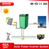 1kVA Batería integrada de Energía Solar Sistema Inverter con MPPT Controlador de carga solar