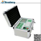 Jeu portatif d'essai de disjoncteur de C.C d'instruments électriques d'essai de HT