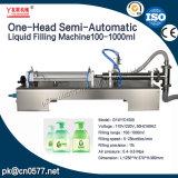 Sola máquina de rellenar líquida principal semiautomática G1wyd-1000