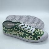 Новейшие женщин ЭБУ системы впрыска Canvas обувь повседневная обувь с дешевой цене (HP0315-2)
