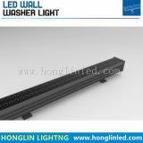屋外の景色LEDの照明IP65 24W RGB LED壁の洗濯機