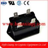 Compteur horaire de Xilin de losange de Curtis 906t avec 12V