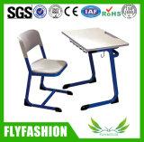 Mobiliário escolar mesa e cadeira de plástico (SF-59S)