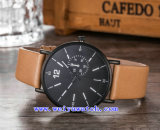 De Polshorloges van de Manier van het Horloge van het Kwarts van de Horloges van de douane voor Paar (wy-G17011A)
