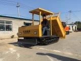 소형 쓰레기꾼 Crwler 궤도 쓰레기꾼 판매를 위한 4 톤