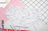 다른 디자인 다채로운 인쇄 편리한 우유 실크 Breathable 여자 내복 팬티