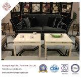 Hotel moderno mobiliário com tinta branca lobby Mesa de Café (YB-F-997-1)