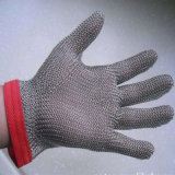 Maschendraht-geschnittene beständige Edelstahl-Handschuhe