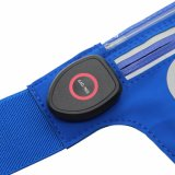 Sacchetto pareggiante funzionante della cinghia del braccio della vita di ginnastica di sport per il telefono mobile delle cellule